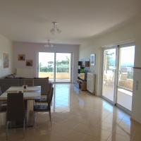 Bright home in Rethymno