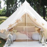 Glamping Society - Medium Bell Tent