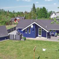 Holiday home Brombærvangen Oksbøl II