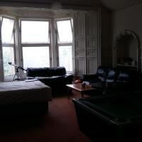 Victorian House in Historical Greenock with Bay view