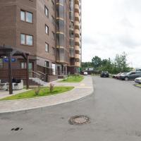 Apartments Zhit Zdorovo on Mokovskogo