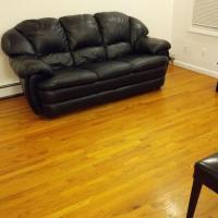 Wood Floors, Luxury 2 Bed Apt, 15 Min to NYC