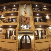 Quartier Suisse Hotel