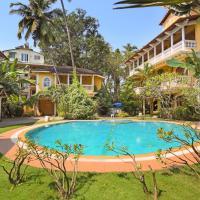 3-BR villa in Saligao, Goa, by GuestHouser 30155