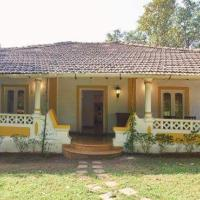 3-BR villa in Aldona, Goa, by GuestHouser 3263