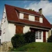 House A jullouville, maison avec jardin dans residence privee, a 100 m de la plage