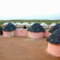 1 BR Cottage in Opposite Sam Sand Desert, Jaisalmer, by GuestHouser (7A63)