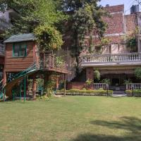 6 BHK Villa in Mehrauli, New Delhi, by GuestHouser (AAB5)