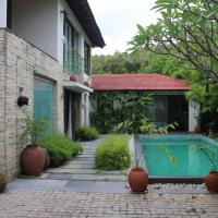 Villa with a private pool in Goa, by GuestHouser 43807