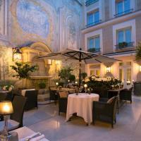 巴黎卡斯蒂利亞巴黎- 克萊茲奧內星際酒店