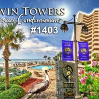 Twin Towers Three Bedroom Apartment I 1403