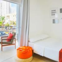 HaBima Square apartment