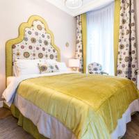 Аквамарин Апартаменты с одной спальней