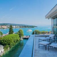 Penthouse lake Zurich