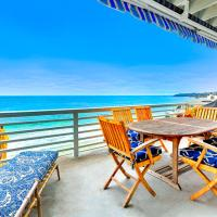 LB-775 - Laguna Beach Oceanfront Three-Bedroom Holiday Home