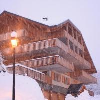 Fantastic 2 bed ski apartment