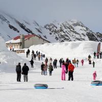 Balea Ice Hotel