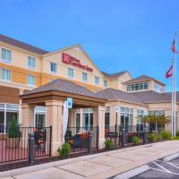 Hilton Garden Inn and Fayetteville Convention Center