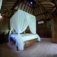 Pondok Seken Wooden Villa