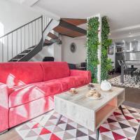 ClubLord - Splendid Duplex in the city center