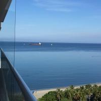 Apartaestudio Santa Marta vista al mar
