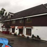 The Gurkha at Woodcock Inn