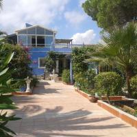 magnífica casa en primera línea de playa