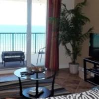Di Mucci Twin Towers 1707-Direct oceanfront with great views. 2 BR 2 BA-Small pet ok.