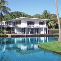Lagoon House at Kapoho Beach Home