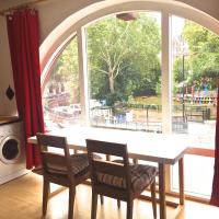 Studio flat in central London