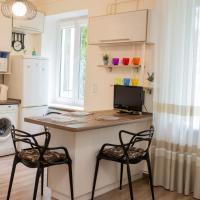 Lviv True Style Apartment on Konovaltsia Street