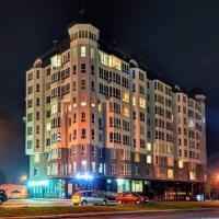 Apartment on Zadvoretska