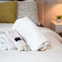 Luxury 1 Bedroom at Levi Plaza