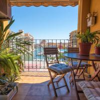Apartment near the beach with magnificent views