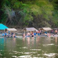 Boutique Raft Resort, River Kwai