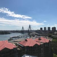 Waterview Holiday Apartment in Sydney CBD