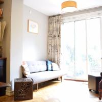 Garden Flat with 2 Bedrooms in East London