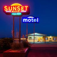 Sunset Motel Moriarty