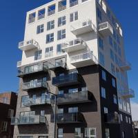 Three-bedroom apartment in Copenhagen - Robert Jacobsens Vej 22 (ID 9893)