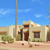 Spanish Pueblo Home
