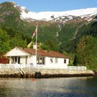 Norwegen - Traumhaus direkt am Fjord