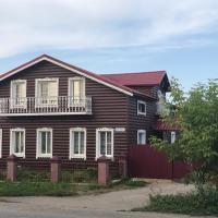 Гостиница в городе Кириллов