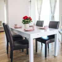 Luxury White Apartment Prague