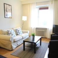 One bedroom apartment in Helsinki, Mannerheimintie 148 (ID 2272)