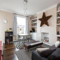 Designer Finsbury Park 3 bed family flat