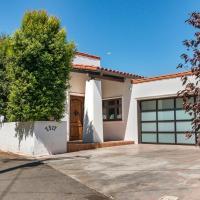 Breathtaking Spanish Villa In Hollywood Hills