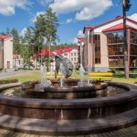 "Sanatorii ""Ruzhanskii'"
