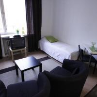Studio apartment in Helsinki, Mannerheimintie 108 (ID 1105)