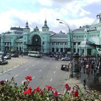 Гостиница Султан-1 на Белорусской