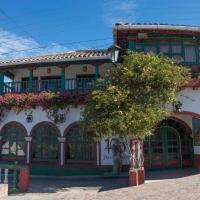 Hotel Portón De Ocetá